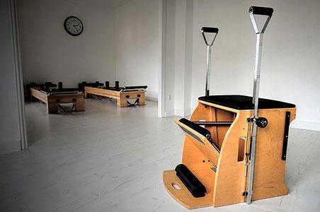 Reformers y silla de pilates y Balance Body y Tenerife