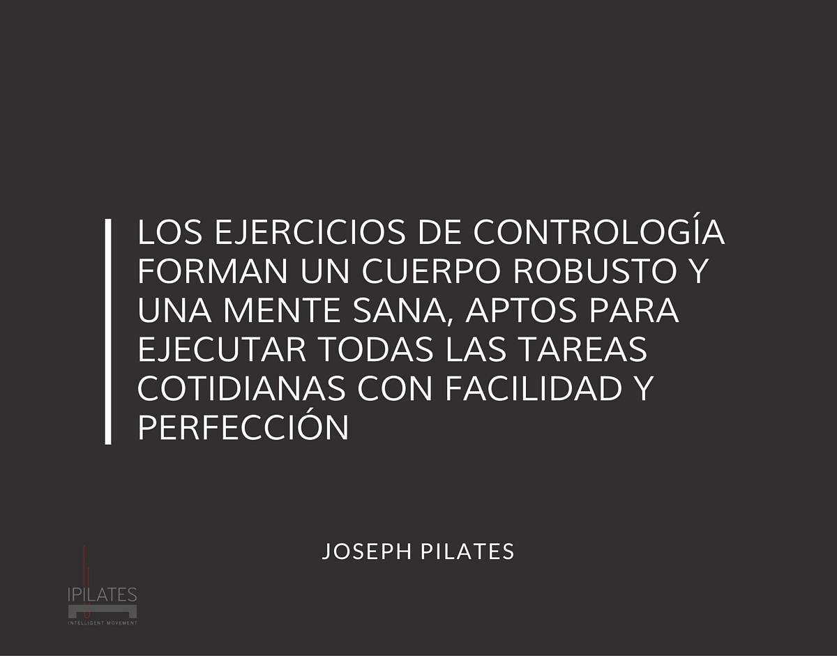Cita de PIlates_Contrología
